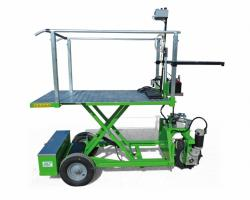 TUCANO - Trolley for greenhouses